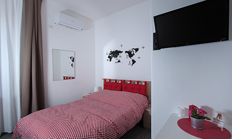 Bagno In Comune In Inglese : B&b easy bed and breakfast roma